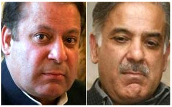 Court Rules Case to be Registered against Nawaz and Shahbaz Sharif