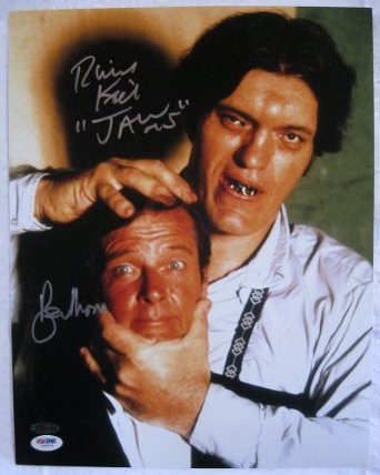 James Bond 'Jaws' Actor Richard Kiel Dies