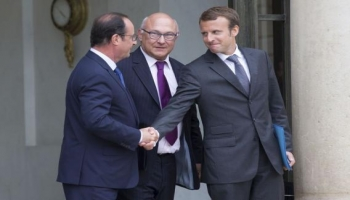 New French economy minister pledges end to infight