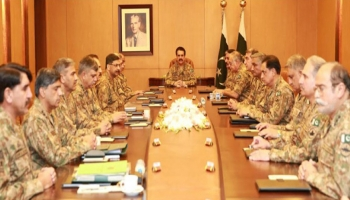 Army advises to resolve issue politically