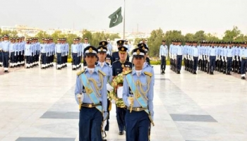 Pakistan Air Force observes Martyrs Day