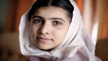 The Asia Game Changer Award to Malala Yousafzai.