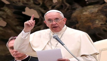 Quran is a Book of Peace: Pope