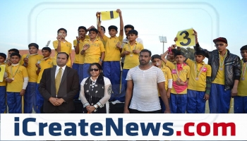 Allied School System Organized Sports Festival