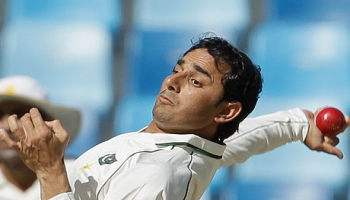 Saeed Ajmal Cleared to bowl